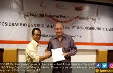 PT UPC Sidrap Bayu Energi Tahap Dua-PT BULS Jalin Kerja Sama - JPNN.com