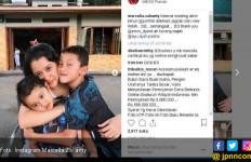 Semoga Putra Marcella Zalianty Bisa Sembuh Total, 100 Persen - JPNN.com