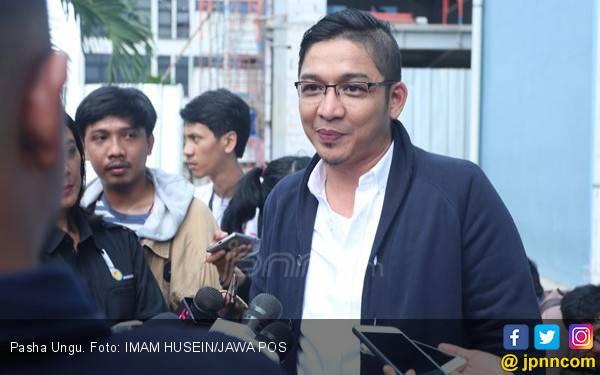 Pasha Ungu pada Ifan Seventeen: Insyaallah Dinda Kuat - JPNN.com