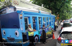Pos Polisi Tayo Sukses Curi Perhatian - JPNN.com