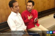 Nge-Vlog Bareng Jokowi, Begini Perasaan Raffi Ahmad - JPNN.com