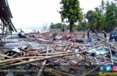Jumlah Korban Tsunami Selat Sunda Mendekati Gempa NTB - JPNN.com