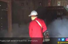 Dinkes Kekurangan Tenaga Fogging Cegah Wabah Demam Berdarah - JPNN.com
