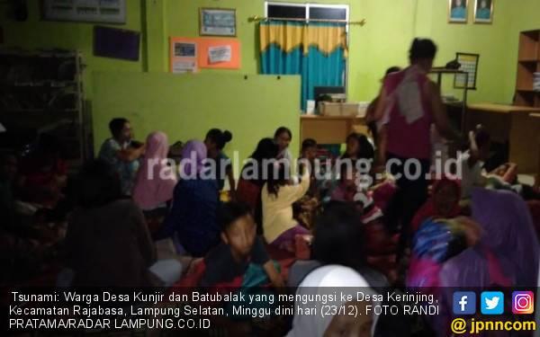 Korban Tsunami di Lampung Selatan, 7 Meninggal Dunia - JPNN.com