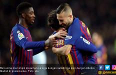 Klasemen Sementara La Liga: Barcelona di Puncak saat Natal - JPNN.com