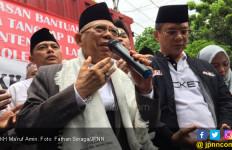 Jokowi Ulang Tahun, Kiai Ma'ruf: Semoga Sehat Selalu dan Terus Berjuang untuk Bangsa - JPNN.com