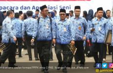 Pengangkatan CPNS dari Tenaga Honorer Sudah Rampung - JPNN.com