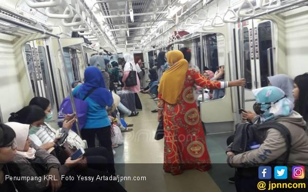 Perjalanan KRL Kembali Terganggu - JPNN.com