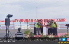 Jokowi Resmikan Bandara Baru di Sulawesi Tengah - JPNN.com