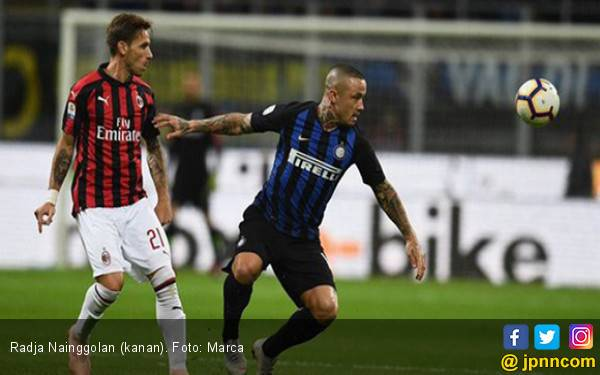 Inter Milan Jatuhkan Hukuman Berat Buat Radja Nainggolan - JPNN.com
