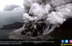 Erupsi Gunung Anak Krakatau, 2 Bandara ini Masih Aman - JPNN.com