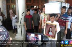 Kampanye Sandi Belum Rampung, Dylan Sahara Pergi Dini Hari - JPNN.com