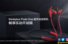 Lenovo Luncurkan Headset Nirkabel Thinkplus Pods One - JPNN.com