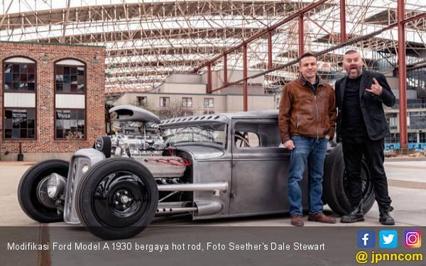 Ford Model A Bergaya Hot Rod Dilelang, Tertarik? - JPNN.com