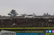 Perbaikan Lereng di Tol Salatiga Kartasura Rampung - JPNN.com
