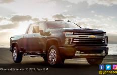 Chevrolet Silverado HD Bersolek Sambut Tahun Baru - JPNN.com