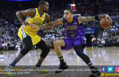 Wow! La Lakers Gulung Golden State Warriors di Oracle Arena - JPNN.com