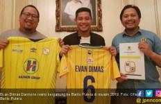 Gabung Barito Putera, Evan Dimas Pemain Lokal Termahal? - JPNN.com