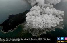 Terdengar Dentuman Keras di Jakarta, Letusan Anak Krakatau? Ini Penjelasan PVMBG - JPNN.com