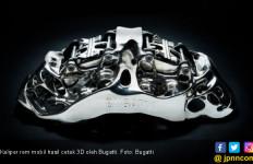 Kaliper Rem Mobil Pertama di Dunia Hasil Cetak 3D - JPNN.com