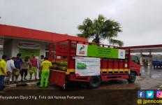 PascaLebaran, Pertamina Tingkatkan Penyaluran Gas Elpiji - JPNN.com