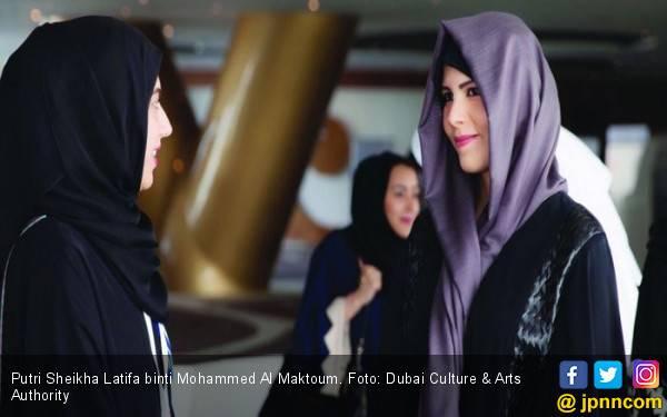 Kabur dari Rumah, Putri Emir Dubai Dikurung Tiga Tahun - JPNN.com