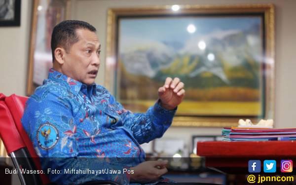 Kalau Pak Buwas Cocoknya Jadi Menteri Apa Ya? - JPNN.com