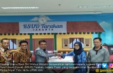 Bank DKI Beri Bantuan Rp 286,5 Juta untuk Korban Tsunami - JPNN.com