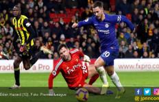 Watford 1-2 Chelsea: Eden Hazard Catat 101 Gol - JPNN.com