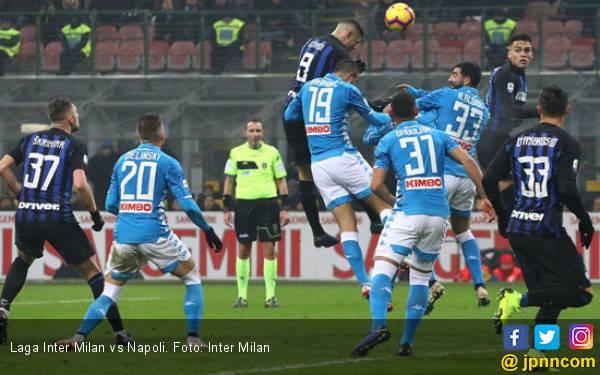 Hasil 7 Laga Kandang Terakhir Inter Milan Sangat Mengagumkan - JPNN.com