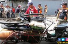 Petugas Mulai Mendata PKL Pasar Cikarang - JPNN.com