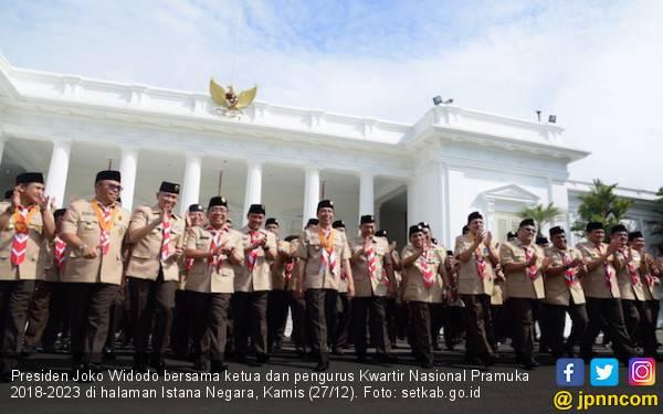 Pak Buwas Bakal Pakai Pramuka untuk Kikis Kartel Pangan - JPNN.com
