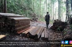 Justru Warga Malaysia yang Coba Suap Pasukan TNI - JPNN.com