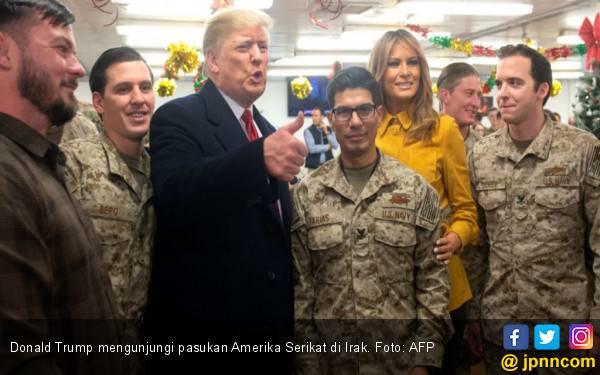 Petinggi Militer AS Khawatir Trump Salah Langkah di Syria - JPNN.com