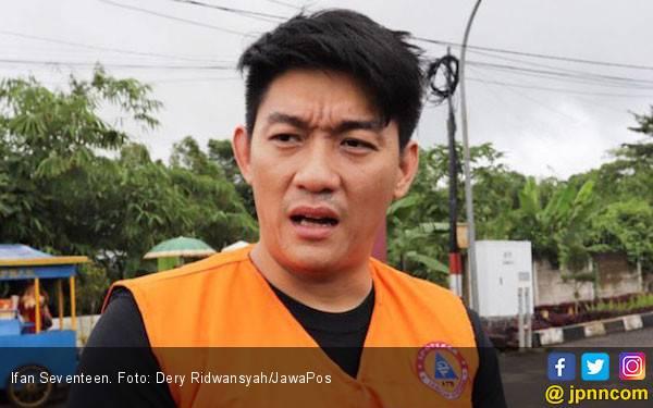 Batal Manggung Tahun Baru, Ifan Seventeen Mohon Maaf - JPNN.com