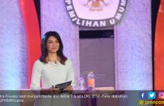 Mbak Ira Koesno dan Mas Imam Moderator Debat Capres Perdana - JPNN.com