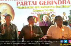 Sepertinya Natal bagi Prabowo Bukan Sekadar Perayaan - JPNN.com