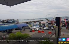 H-4 Natal, Lebih dari 15.844 Kendaraan Tinggalkan Jawa Menuju Bali - JPNN.com