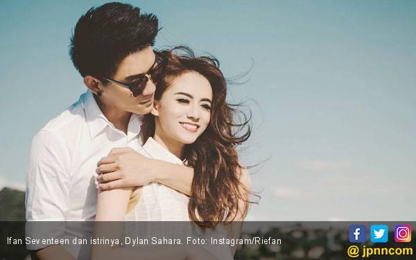 Dylan Sahara Muncul dalam Video Lagu Baru Ifan Seventeen - JPNN.com