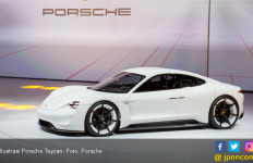 Porsche Taycan Ada Varian Turbo, Sebegini Harganya - JPNN.com