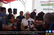 Kiai Ma'ruf dan Ulama Gelar Doa Bersama untuk Korban Tsunami - JPNN.com