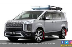 Mitsubishi Delica Berkonsep Reli di Tokyo Auto Salon 2019 - JPNN.com
