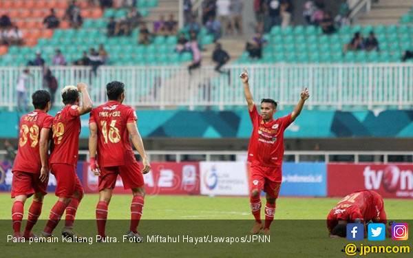 Kalteng Putra vs Borneo FC: Ingin Tuntaskan Rasa Penasaran Menang di Kandang - JPNN.com