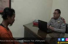 Teganya, Pria Ini Sering Curi Besi Bantalan Rel Kereta Api - JPNN.com