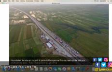 Akui Tol Trans Jawa Kunci Kelancaran Arus Mudik Lebaran 2019 - JPNN.com