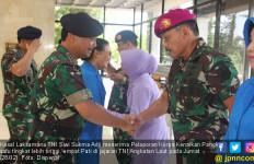 Kasal Terima Pelaporan Korps Kenaikan Pangkat 4 Pati TNI AL - JPNN.com