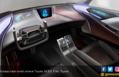 Toyota Kembangkan Konsep Interior Mobil Otonom Canggih - JPNN.com