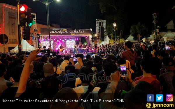 Musisi Yogyakarta Kumpulkan Donasi untuk Seventeen - JPNN.com