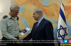 Kabar Buruk untuk Palestina, Benjamin Netanyahu dan Benny Gantz Sepakat Bersatu - JPNN.com