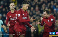Roberto Firmino jadi Man of The Match Liverpool vs Arsenal - JPNN.com